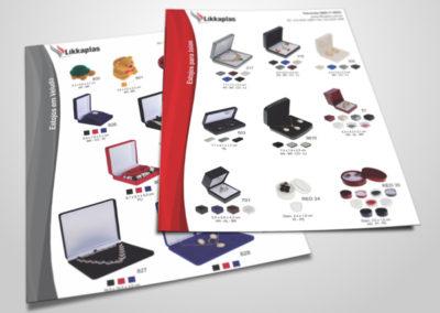 Catálogo de Produtos Likkaplas Lâminas
