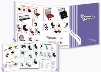 Catálogo de Produtos Likkaplas