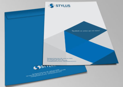 Envelope Stylus Serviços