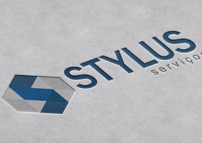 Logotipo Stylus
